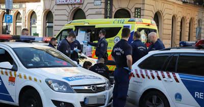 Teljes útzár, káosz a fővárosban a Baross utcai holttest miatt