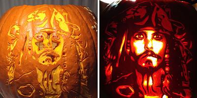 20 alkalom, amikor az emberek teljesen új szintre emelték a tökfaragást - Elképesztő művészi alkotások Halloween tökből