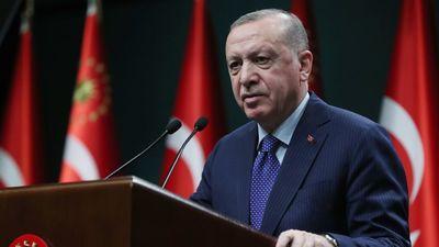 """Recep Tayyip Erdoğan: """"Nem öt országból áll a világ"""""""