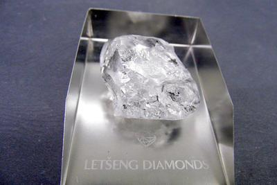 Szenzációs gyémántleletek kerültek elő egy híres bányából