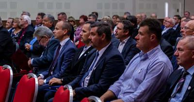 Három megyénkbeli kitüntetett a 150 éves Magyar Sportlövők Szövetsége közgyűlésén