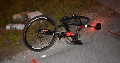 Újabb súlyos kerékpáros baleset – nem adott elsőbbséget, elütötte a bringást Mosonmagyaróváron – fotók
