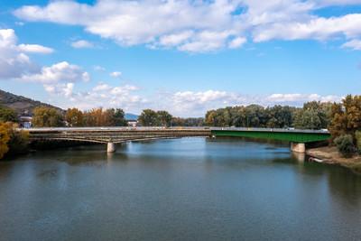 Látványos felvételek egyik forgalmas hídunk felújításáról - képek