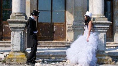 Óriási balhé volt, a saját anyját is kidobta esküvőjéről a vőlegény