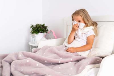Tombol a gyerekeknél a nátha, ezt a tesztet javasolja a gyermekorvos