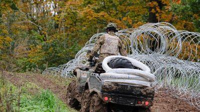 Tarthatatlan a migránshelyzet a lengyel határokon