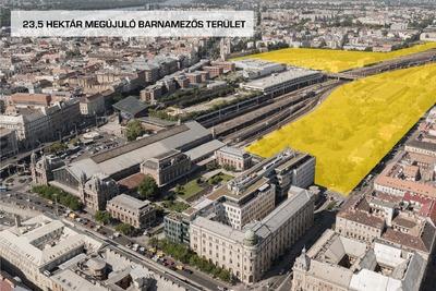 Új városrész születik, Magyarország első számú pályaudvara lesz a Nyugati