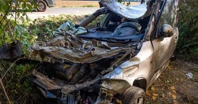 Anya és 16 éves lánya halt szörnyet a Faddnál történt balesetben
