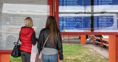 Győr-Moson-Sopron megyében is változik a buszmenetrend november 1-jétől