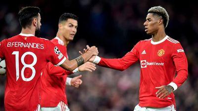 Egy félidő feje tetejére állította a Manchester United csoportját