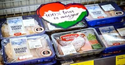 Súlyos krízis a húspiacon, az Aldi bejelentése csak segítség, nem megoldás