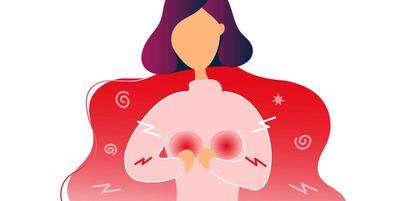 A menstruáció előtti mellfeszülés vitaminnal is enyhíthető