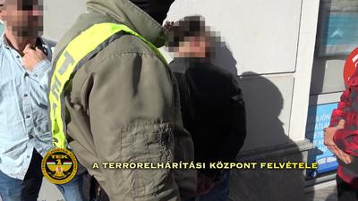 Európai top szökevényeket fogtak el Magyarországon