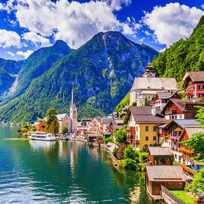 Ezek a világ legszebb falvai egy friss felmérés szerint