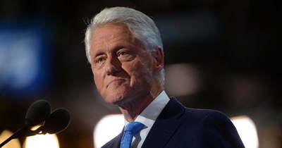 Bill Clintont kiengedték a kórházból