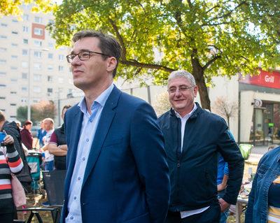 Jövő héttől már nem vagy főpolgármester - így fenyegetőzik Gyurcsány, ezt maga Karácsony Gergely mondta