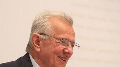 Schmitt Pál, a szónok