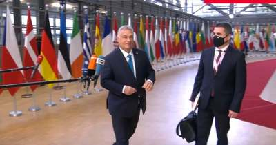 Orbán Viktor: A villanyt már lekapcsolták néhány brüsszeli bürokrata fejében