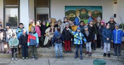Óvodások látogattak a Kecskeméti Rajzfilmstúdióba