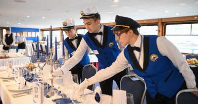 Suliban főztek, hajón tálaltak a Krúdy Napok versenyzői