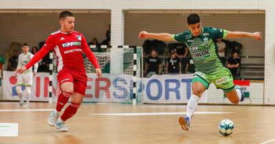Futsal: nem okozott gondot a TFSE gárdája a Haladásnak – fotók