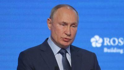 Nyugati fanatistákról beszélt Putyin
