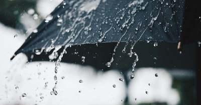 Péntekre megérkezik az eső Somogyba is