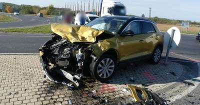 Több közúti baleset történt csütörtökön Zalában