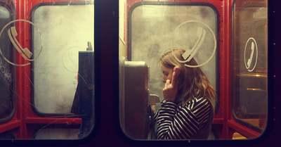 Ilyet még nem láttál - Ezt tették egy budapesti telefonfülkével