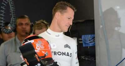 Egyszer csak Amerikában jelent meg a Schumacher család, ez áll a háttérben