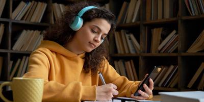 Mindig van megoldás! Mit tehetsz, ha az otthoni környezeted nem alkalmas a tanulásra?
