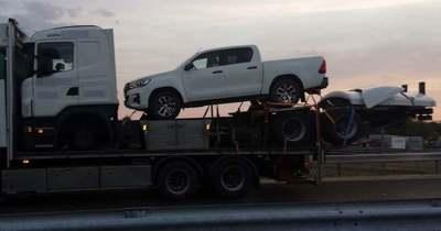 Így szabálytalankodtak a kamionosok, buszosok Vas megye útjain