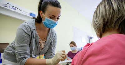 Koronavírus: pénteken is oltottak Békéscsabán