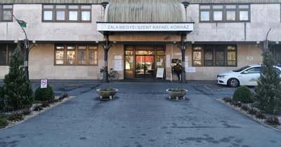 Részleges látogatási tilalmat vezettek be a Zala megyei Szent Rafael Kórházban