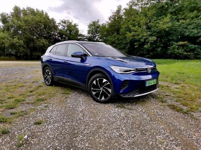Újra egy farmotoros VW, de ez már nem kér benzint - Volkswagen ID.4 teszt