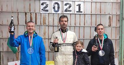 Évzáró bakonyi futam bajnokavatással