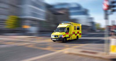 A mentőket is riasztották a Kiskőrös és Páhi között történt balesethez