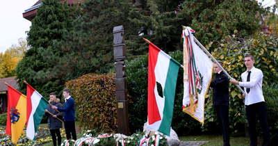 Az 56-os hősökre emlékeztek Nagyatádon