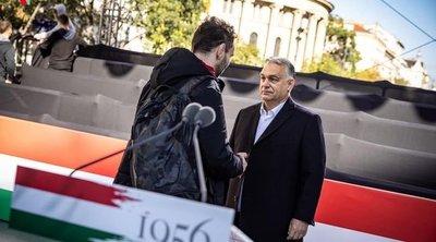 Délután találkozunk! – Orbán Viktor üzent a Békemenet kezdete előtt