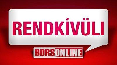 Most érkezett: Lövöldözés volt Győrben