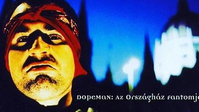 Dopeman Orbánnak: Az Országház fantomja én vagyok, Feri max. a pincében a kísértet