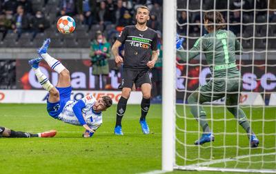 Dárdai Pál újabb bravúrja: a Hertha legyőzte a Mönchengladbachot