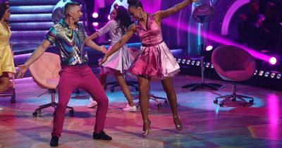 Sistergett a levegő a Dancing With The Stars-ban Kozma Dominik és sexy partnere között