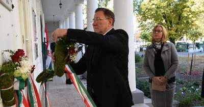 A tragikus sorsú jászapáti diáklányról is megemlékeztek a nemzeti ünnepen