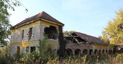 Elindult a régóta várt felújítás a Meszleny-kastélynál