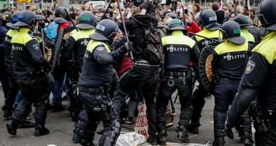 Elszabadult a pokol Rotterdamban, leleplező fotók árasztották el a netet