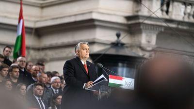 A HVG szerint Orbán Viktor erőt demonstrált
