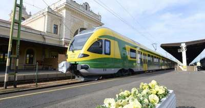 Új vasúti menetrend: kedvezőbb csatlakozások Szombathelyen