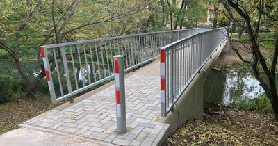 Befejeződött a Málnás utcai híd felújítása
