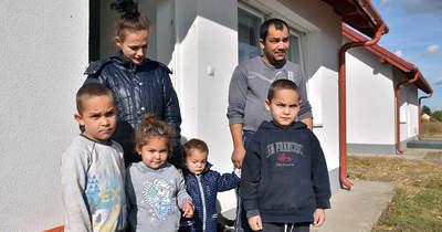 A szegregátumban élőkön segítenek Tiszanánán